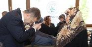 Başkan Usta, Dünya Yaşlılar Günü'nde Gaziosmanpaşalı Çınarlarımızla Bir Araya Geldi