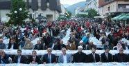 Bayramapaşa' dan Yola Çıkan Sereket Konvoyu Karadağ' da