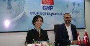 CHP Eyüpsultan B.B. Adayı Emel Bilenoğlu