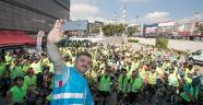 Daha Sağlıklı Bir Hayat İçin  Gaziosmanpaşa 2.Bisiklet Şenliğinde Pedal Çevirdik