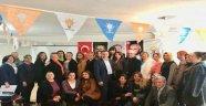 Datça AK Parti Kadın Kollarında Sibel Çelik Dönemi