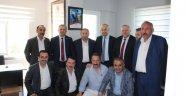 ESDERFED, MHP ve AK Parti'yi Ziyaret Etti