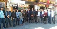 Eyüp CHP Belediye Başkan A.Adayı Mustafa Tüysüz Yaşanabilir Bir İlçe İçin Adayım