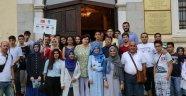 Eyüplü Öğrenciler Balkan Turunda