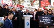 Eyüpsultan Dünyaya Haykırdı: Kudüs Namusumuzdur!