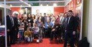 Gaziosmanpaşa BBP İlçe Başkanı Karakol El, Ele Verip Engelleri Aşıyoruz