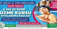 Gaziosmanpaşa Belediyesi Yüzme Kursu Kayıtları Başladı