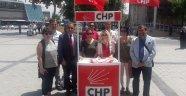 Gaziosmanpaşa' da CHP Meydanları Şahlandırdı