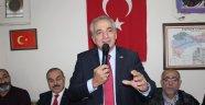 Güngüren, Kızılay Başkanı Atilla Kırali'yi Bekliyor