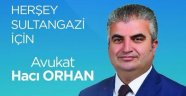 Hacı Orhan, AK Parti Sultangazi B.B. Aday Adayı
