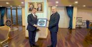 İBB Başkanı Mevlüt Uysal Gaziosmanpaşa Belediyesi'ni Ziyaret Etti