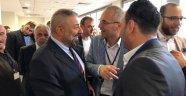 İsmail Şatıroğlu, TDF Başkanı Seçildi