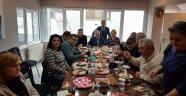 İyi Parti, Eyüpsultan'da Yerel Basınla Buluştu