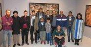 Kursiyerler Perili Köşk'ü Ziyaret Etti