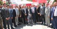 MHP İstanbul 2. Bölge Milletvekili Adayları Gaziosmanpaşa' da
