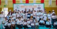 Robotik Kodlama ve Yazılım Eğitimi Alan Öğrenciler Projelerini Sergiledi