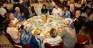 Şehit Aileleri ve Gaziler İftarda Bir Araya Geldi