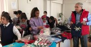 TERDEF'ten Öğrencilere Kıyafet Yardımı