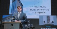 Wish More Hotel İstanbul 1 Yaşında