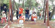Yeşilin ve Mavinin İç İçe Olduğu Gaziosmanpaşa Belediyesi Mesire Alanı Hizmete Açıldı