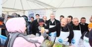 Yöresel Ürünler ve Hamsi Festivali'ne Büyük İlgi