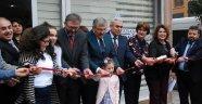 Zeytinburnun' da Halk Kütüphanesi Açıldı