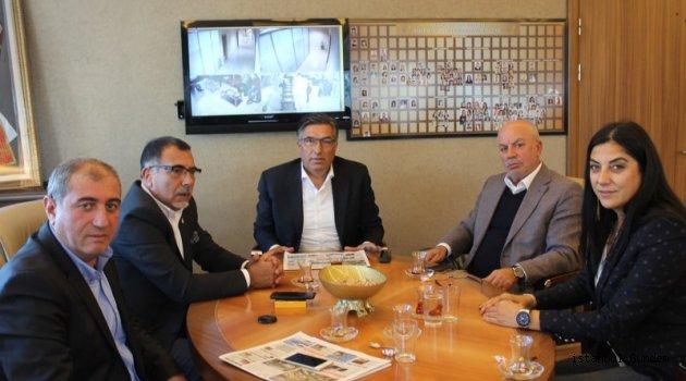 TERDEF'ten Ataşehir Belediyesi'ne Ziyaret
