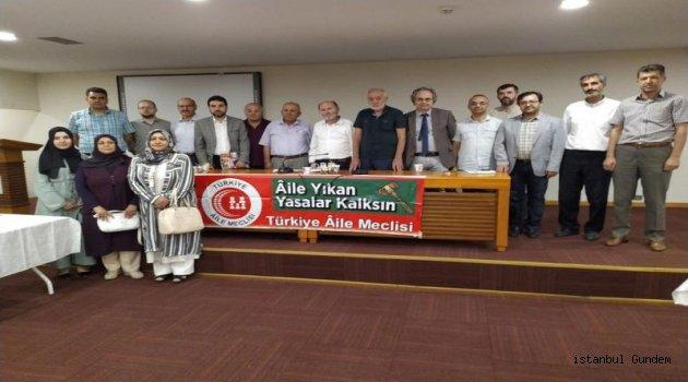 Türkiye Aile Meclisi'nden İstanbul Sözleşmesine İptal Çağrısı!