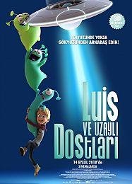 Luis ve Uzaylı Dostları